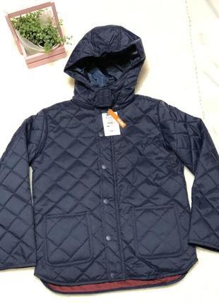 Крутая 😎 стёганная курточка для мальчика 💥от kids collection {el corte engles}🔥