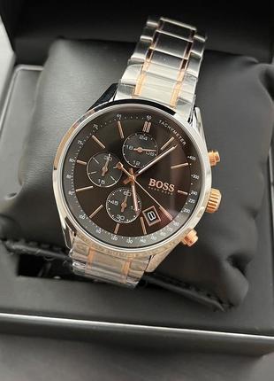 Мужские часы hugo boss, новые оригинал