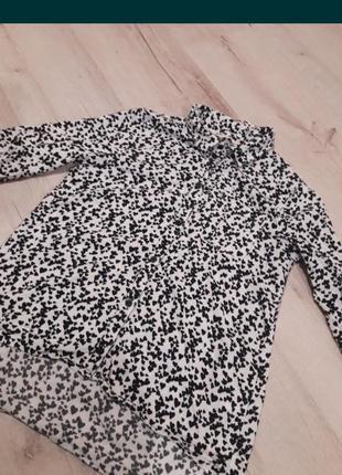 Рубашка, блуза h&м