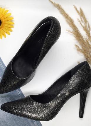 Туфлі з натуральної шкіри  від andre 🇮🇹