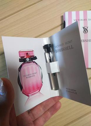 Духи парфюм пробник bombshell от victoria's secret ☕ объём 5мл