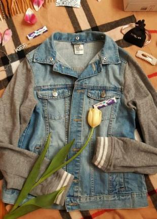 Джинсовка , джинсова курточка