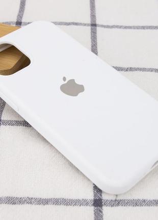 Чехол silicone case full  на айфон iphone 12   12 pro