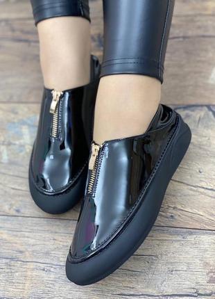 Кроссовочки-туфли женские