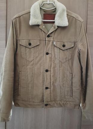 Мужская куртка levis