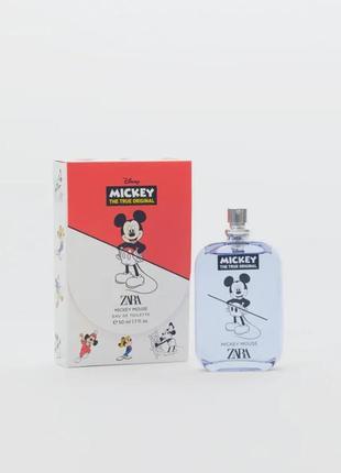Духи зара микки zara mickey mouse