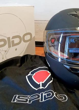 Мото шлем защита