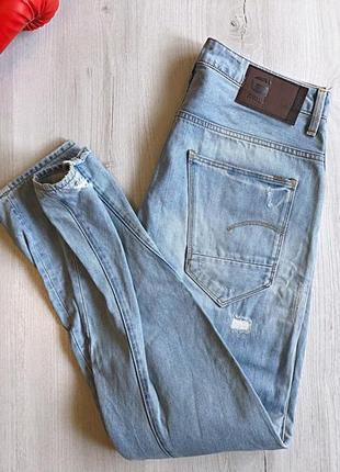 G-star raw джинсы мужские