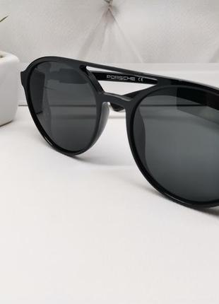 Стильные очки в глянцевой оправе 🌝