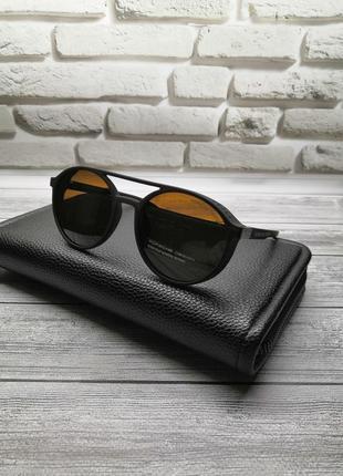 Стильные очки в матовой оправе с линзой brown 🔥