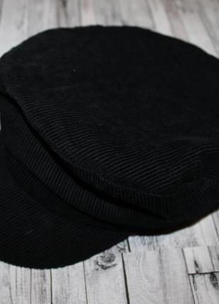 Вельветовая кепка фуражка zara
