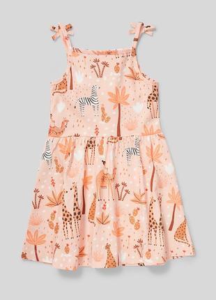 Летний сарафан платье palomino c&a