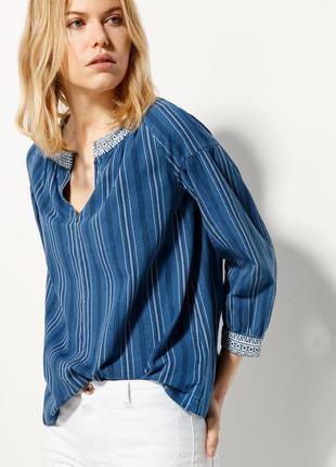Блуза massimo dutti / m