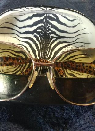 Roberto cavalli очки солнцезащитные