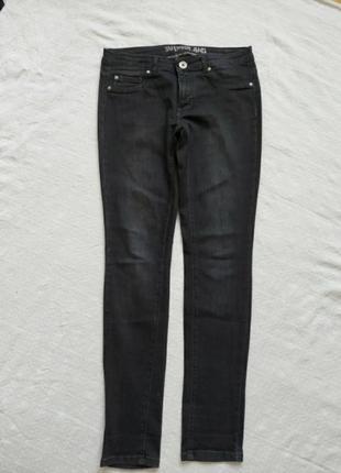 Стрейчеві джинси, високий ріст