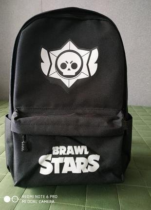 Рюкзак brawl stars
