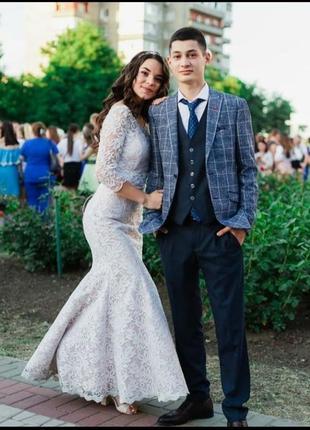 Выпускное/вечернее/свадебное платье