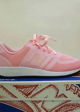 Нежнейшие розовые кроссовки new balance 420 оригинал