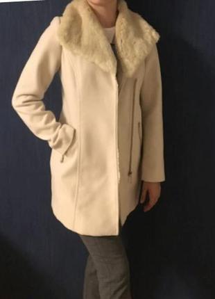 Пальто mohito демисезон
