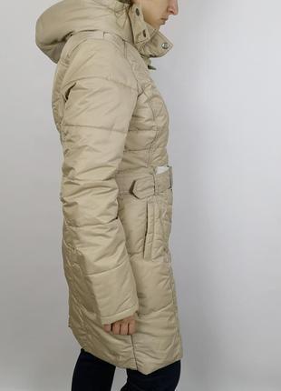 Куртка бежевая tom tailor размер евро s