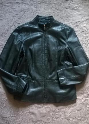 Куртка из очень мягкой кожи 44-46