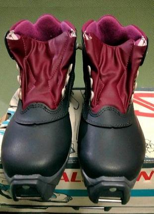 Беговые лыжные ботинки оригинал