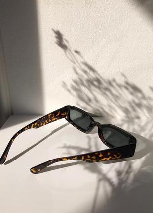 Солнцезащитные очки leopard /uv400