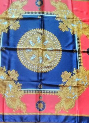 Красивенный платок 88/88см.