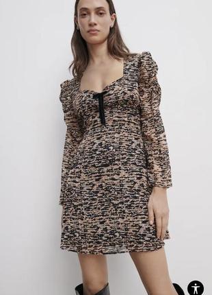 Новое женское платье zara