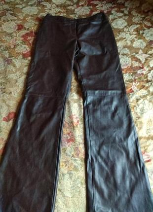 Кожаные штаны mark's and spencer