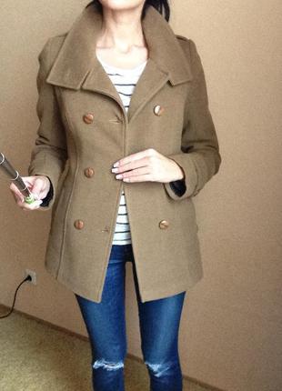 Очень теплое пальто