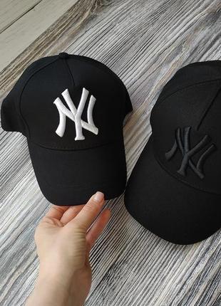 Кепка бейсболка нью-йорк женская мужская new era