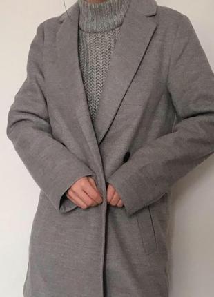 Новое классическое пальто от hm