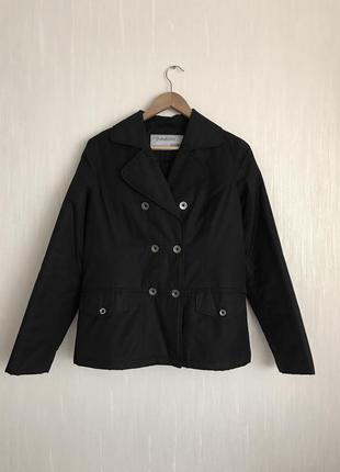 Осенний утепленный пиджак baon