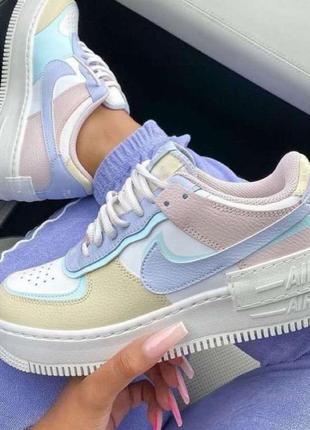 Nike air force shadow женские кроссовки