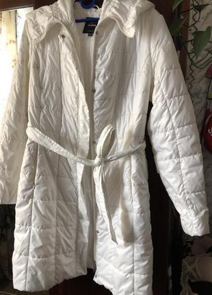Весняне пальто / весенний пуховик/пальто