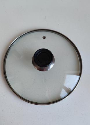 Крышка стеклянная на кастрюлю или сковородку