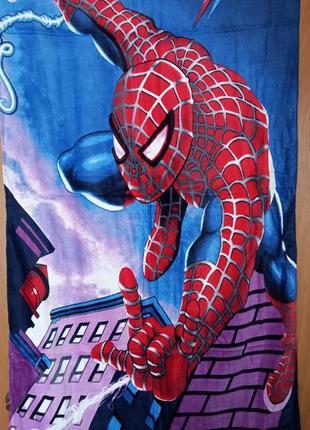 Полотенце человек паук spider man