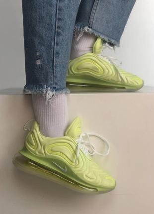 Nike air max 720 yellow ▪️ кроссовки найк