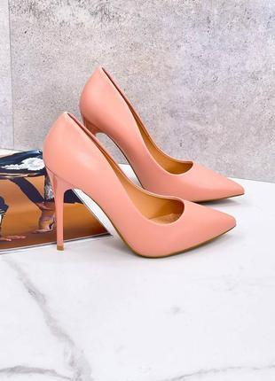 ❤вечерние туфли лодочки на высоком каблуке шпильке❤