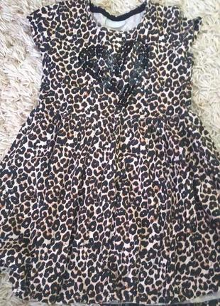 Платье 5-6 лет