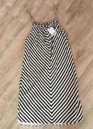 Платье next на отдых размер s