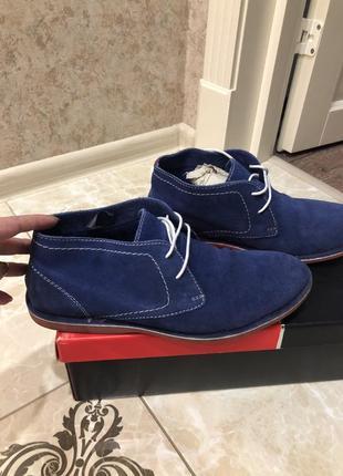 Красивые мужские туфли