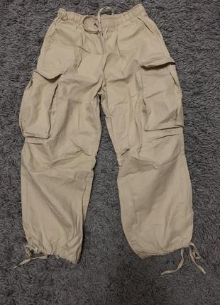 Слоучи джогеры, бананы, с стоячего катона, базовые штаны