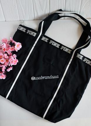 Pink vs victorias secret сумка пляжная спортивная