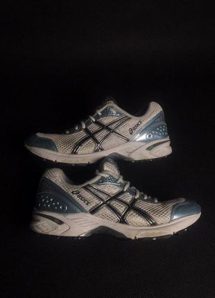 Кроссовки для занятий спортом asics gel оригинал , спортивные, для зала