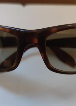 Versace оригинал очки от солнца солнцезащитные  с чехлом