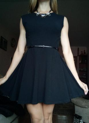 Коктейльное/повседневное платье