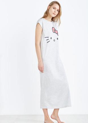 Ночная рубашка домашнее платье women secret, размер s