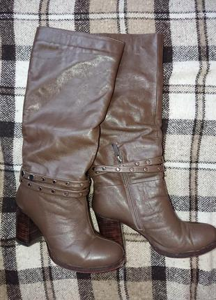 Зимові жіночі чобітки